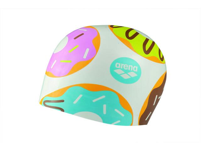 arena Poolish Moulded Berretto, donuts white